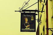 """в пабе """"Генрих VI"""" / Великобритания"""