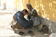 Парикмахерская  / Афганистан