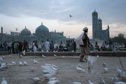 Центральная площадь / Афганистан