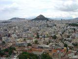 гора Ликавит / Греция
