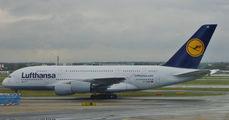 самолет Люфтганзы / США