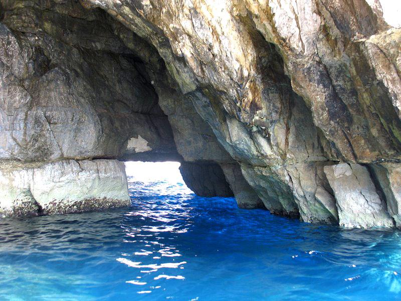 """Грот """"Голубое окно"""" / Фото с Мальты"""