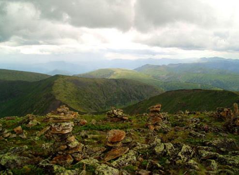 Природа / Монголия