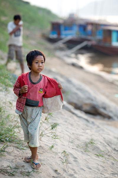 Мальчик из Лаоса / Фото из Лаоса