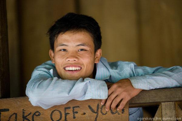 Гид из Лаоса / Фото из Лаоса