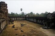внутренний двор / Камбоджа