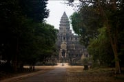северная часть храма / Камбоджа