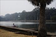 ловить рассвет / Камбоджа