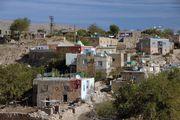 вид на городок / Турция