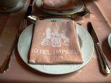 в отеле Imperial / Австрия