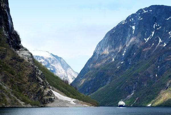 Путешествие по фьордам Норвегии / Фото из Норвегии