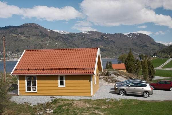 Кемпинг в Согндале / Фото из Норвегии