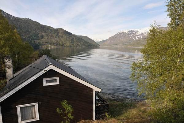 Сельский дом в окрестностях Согндала / Фото из Норвегии