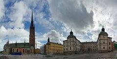 площадь / Швеция
