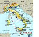 маршрут / Италия
