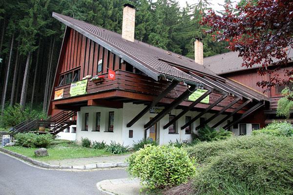 Мотель в Марианске-Лазне / Фото из Чехии