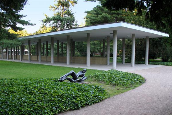 В парке города Подебради / Фото из Чехии
