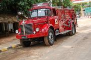 пожарная / Мьянма