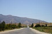 горный перевал / Узбекистан