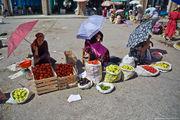 местный рынок / Узбекистан
