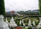красивый сад / Таиланд