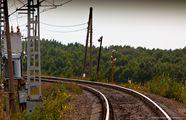 жд мост / Финляндия
