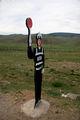 стоячий полицейский / Монголия