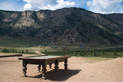 бильярд / Монголия