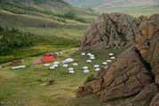 юрты / Монголия