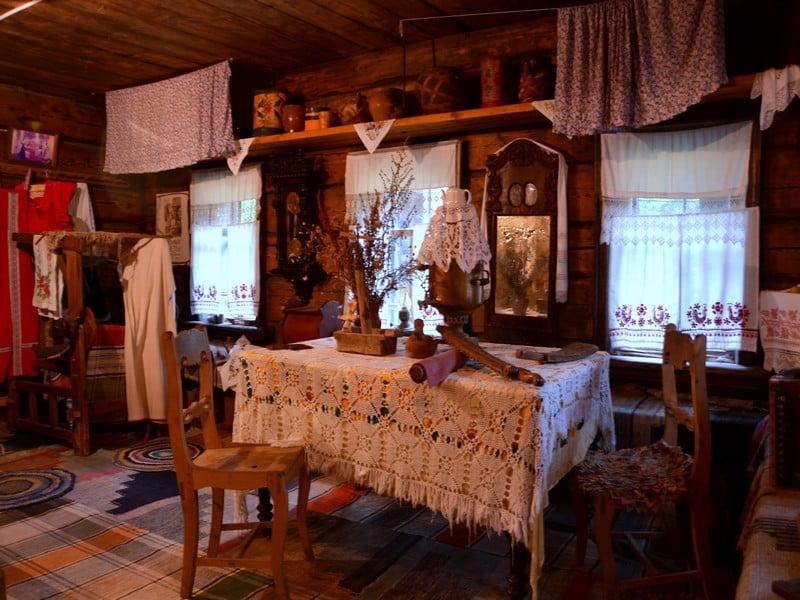 В музее Этнографического парка реки Чусовой / Фото из России