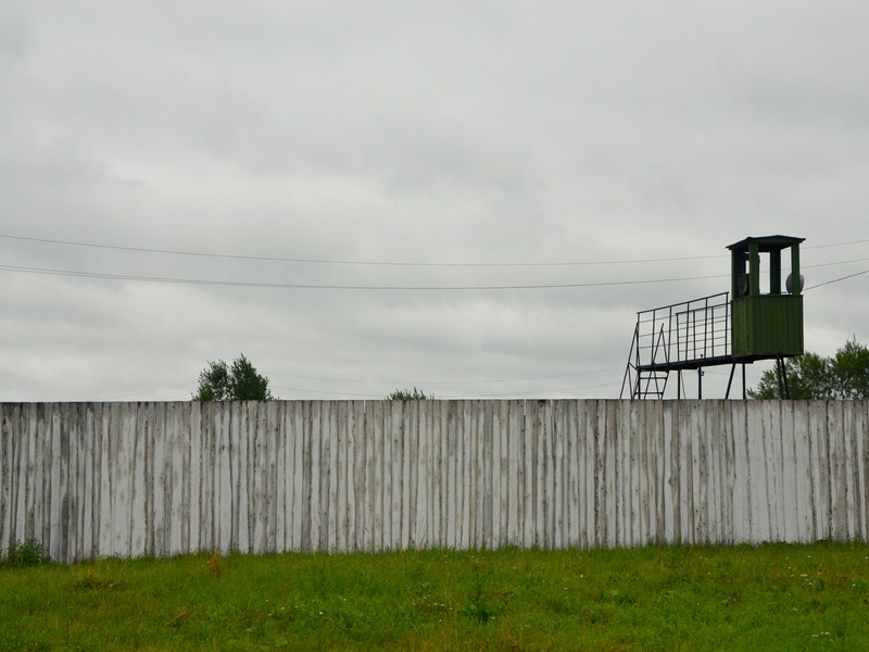 """В бывшем лагере """"Пермь-36"""" / Фото из России"""