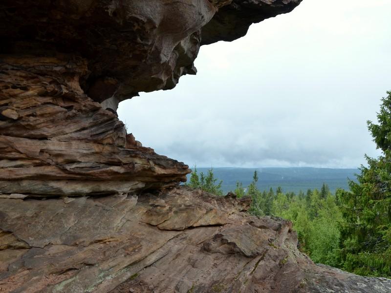 Вид из Каменного города / Фото из России
