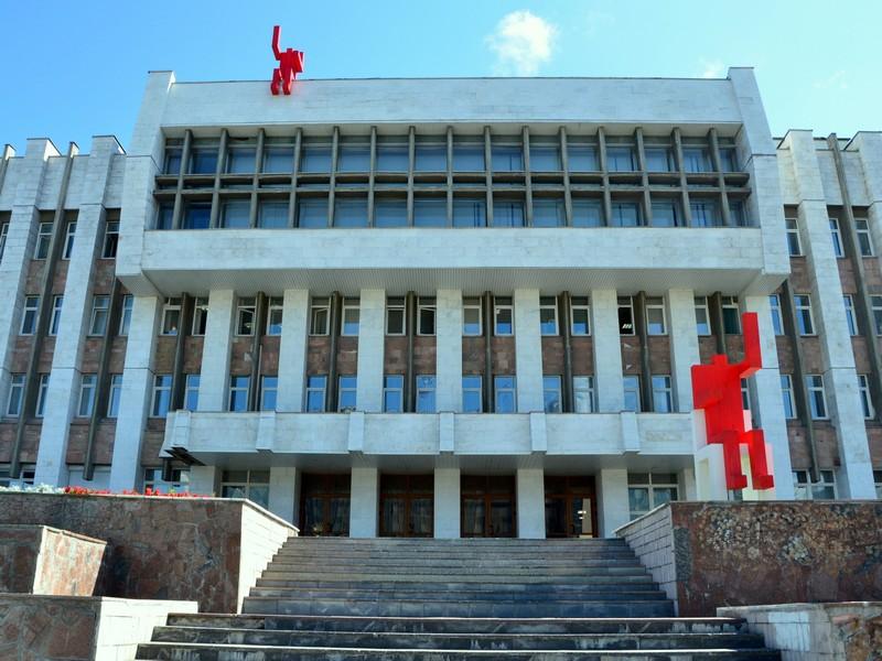 Здание в центре Перми / Фото из России