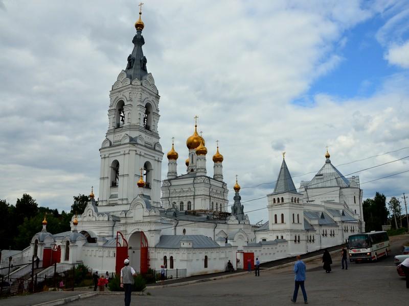 Свято-Троицкий монастырь в Перми / Фото из России