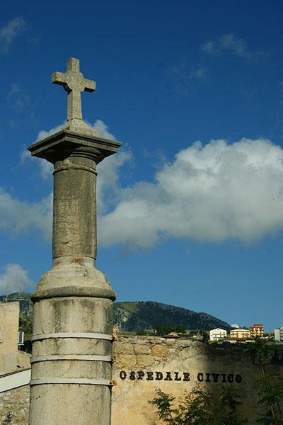 В селении Каккамо, Сицилия / Фото из Италии