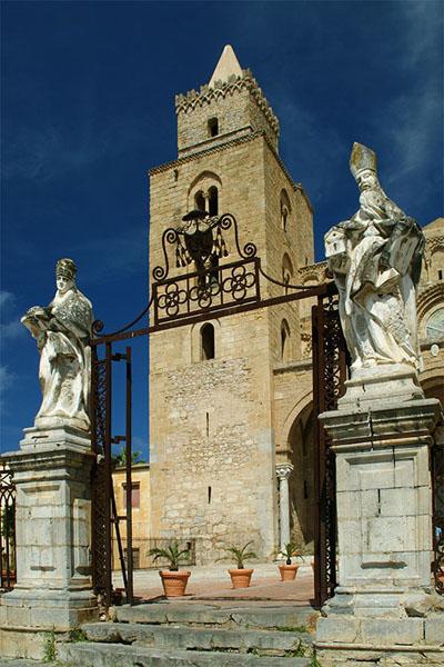 В Чефалу, Сицилия / Фото из Италии