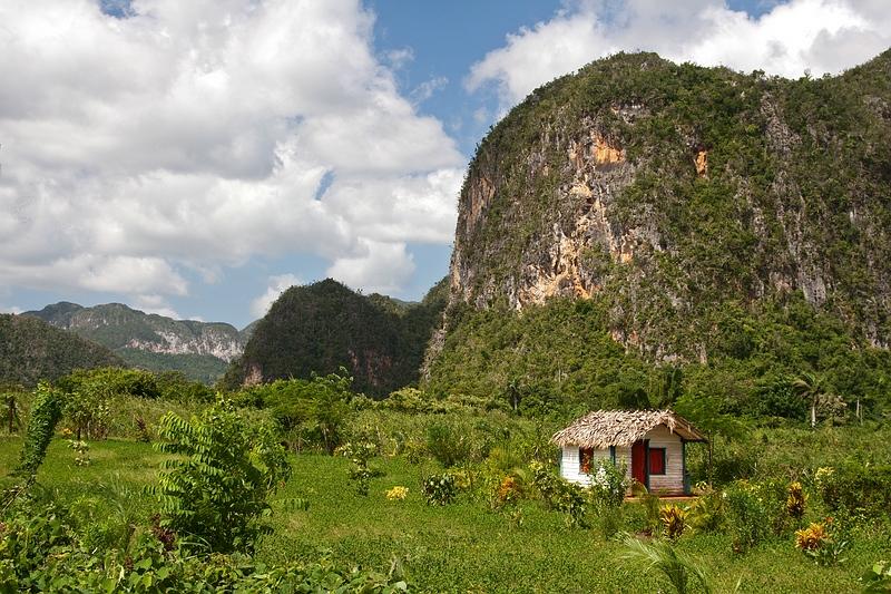 Дом в кубинской провинции / Фото с Кубы