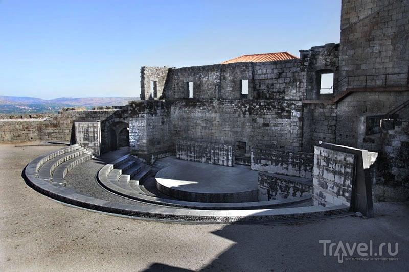 В замке Бельмонти / Фото из Португалии