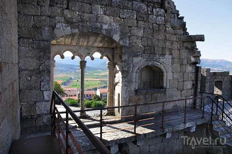 Замок в Бельмонти / Фото из Португалии