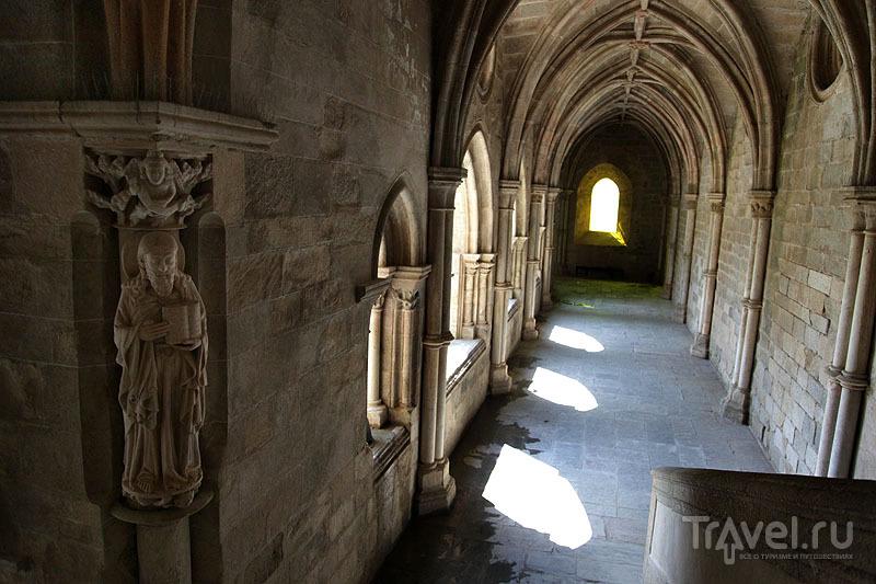 Галерея, кафедральный собор Эворы / Фото из Португалии