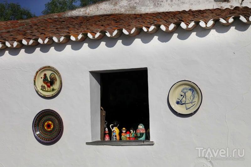 Сувенирная лавка, Монсараш / Фото из Португалии