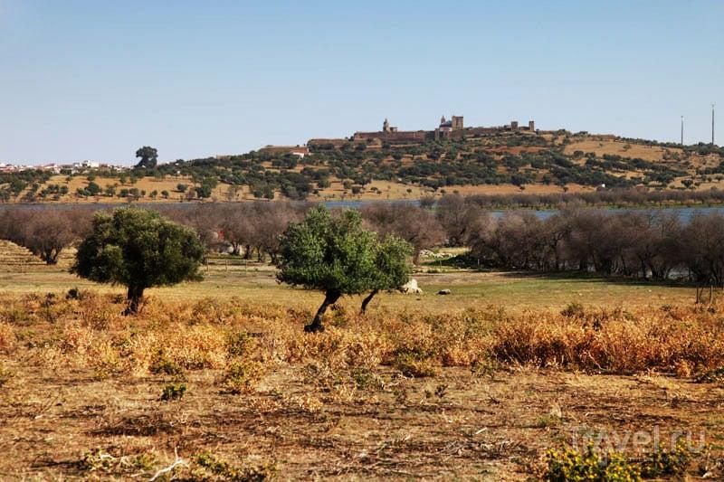 Вид на Моран с дороги / Фото из Португалии