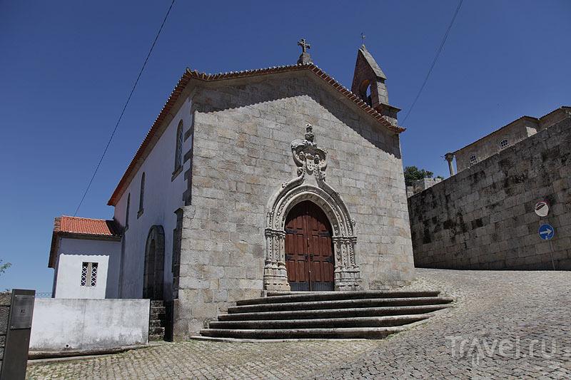 Церковь в Пенамакоре / Фото из Португалии
