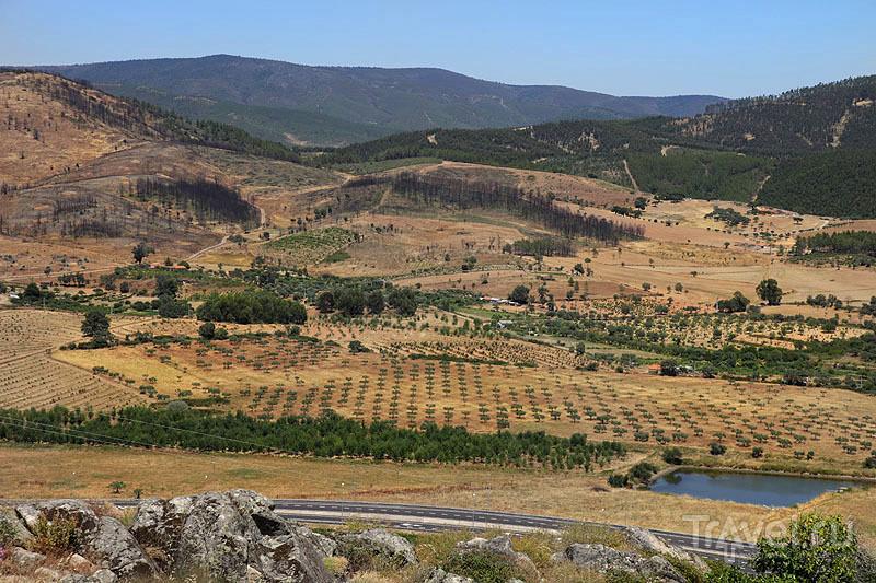 Виды вокруг Пенамакора / Фото из Португалии