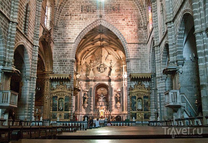 Церковь Святого Франциска, Эвора / Фото из Португалии