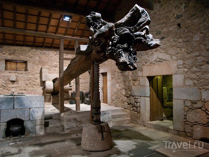 Музей оливкового масла в Иданья-а-Велья / Фото из Португалии