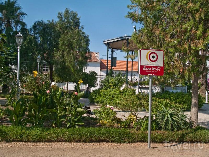 Парк в Моране / Фото из Португалии