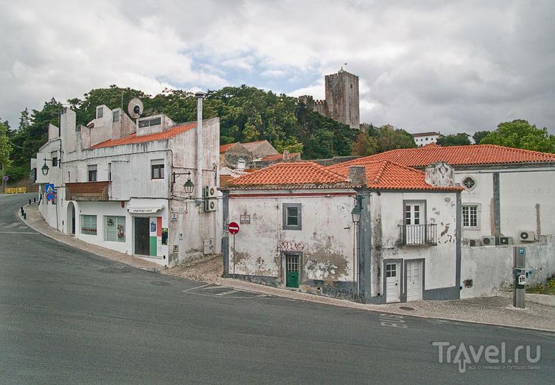 Замок на горе, Палмела / Фото из Португалии