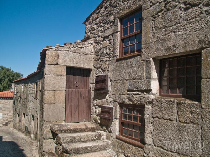 Архитектура в Сортелье / Фото из Португалии