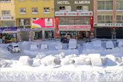 снегопад / Андорра